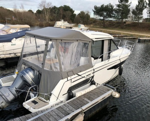 bateau occasion jeanneau merry fisher 895 FP26 495x400 - MERRY FISHER 895 CROISIERE