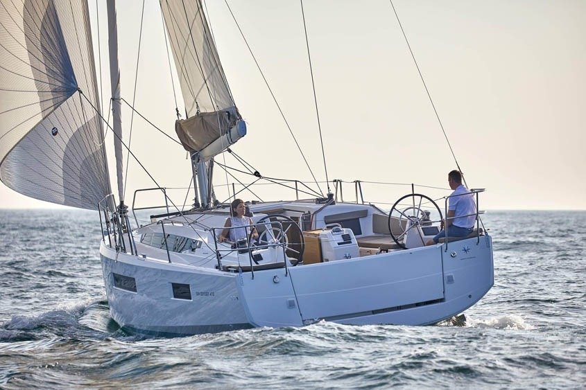 Sun Odyssee 410 - Gamme Sun Odyssey