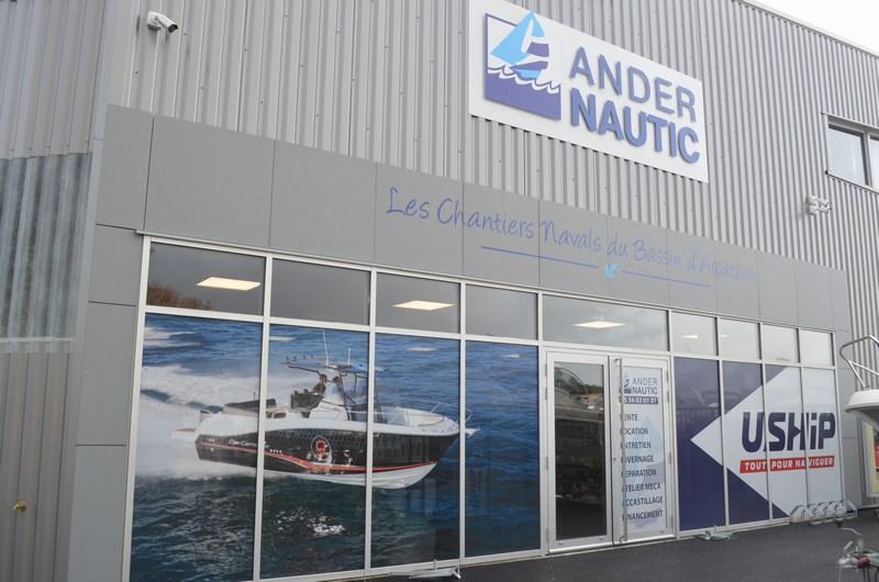 ANDER devanture USHIP - Ander Nautic