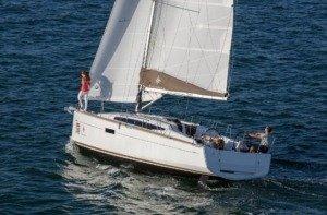 Jeanneau sun odyssee 349 300x197 - Sun Odyssey 410