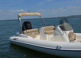 bateau location cap ferret black fin elegance 83 260x185 - Black Fin Elegance 8