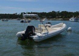 bateau location cap ferret nj 630 FP1 260x185 - Nuova Jolly 630
