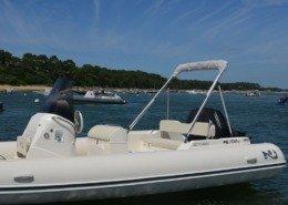 bateau location cap ferret nj 700 FP7 260x185 - Nuova Jolly 700 xl
