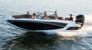 Glastron GTD 2020 300x163 - Location bateau Biscarrosse